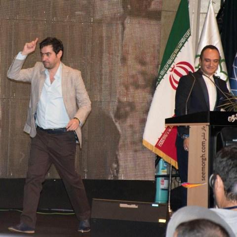 دعوت احسان کرمی از شهاب حسینی برای حضور برروی صحنه