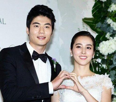 تصویری از ازدواج سوسانو و كاپیتان کره جنوبی+ عکس