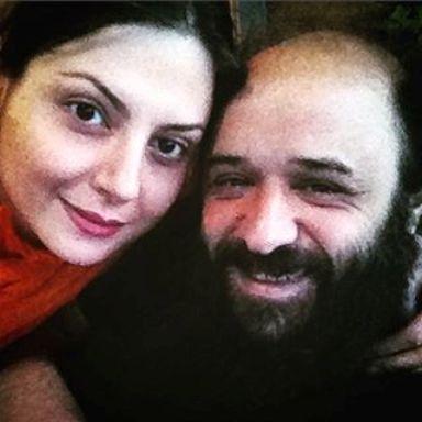 عکس جدید سولماز غنی و همسرش
