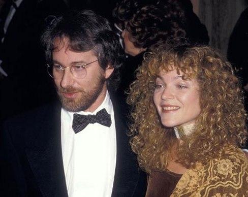 استیون اسپیلبرگ و امی اروینگ