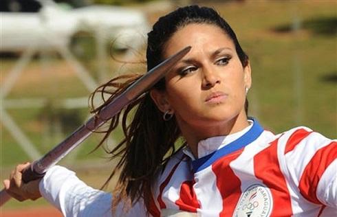 عکس زیباترین ورزشکار زن المپیک 2016