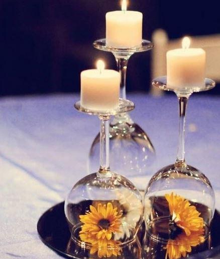 شمع آرایی جشن عروسی