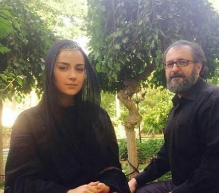 بازیگری که همسر دوم دکتر ظریف معرفی شد!! + عکس :: شبکه خبری دز
