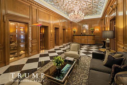 دکوراسیون داخلی خانه ایوانکا ترامپ Ivanka Trump - عکس شماره 1