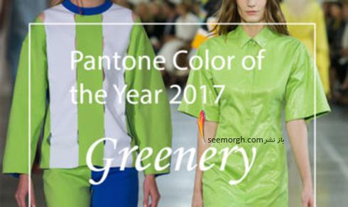 سبز روشن با ته مایه زرد، رنگ سال 2017 - عکس شماره 3