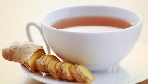 چای زنجبیل درد معده و نفخ شکم را درمان می کند!