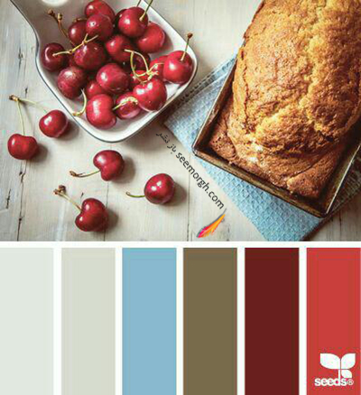 ترکیب رنگی برای ست کردن با رنگ قهوه ای