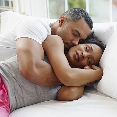 رابطه جنسی کمک می کند بخوابید