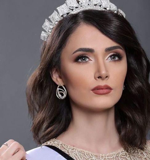 سونیا بیطوشی ملکه زیبایی ایران در سال 2017 !