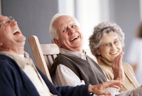سالخوردگان