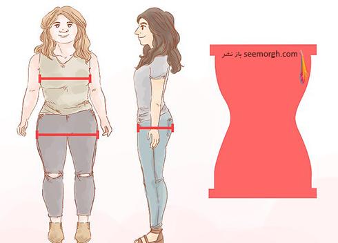 لباس مناسب برای فرم بدن ساعت شنی,رموز شیک پوشی برای کسانی که اندام ساعت شنی دارند