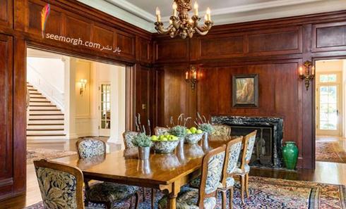 دکوراسیون داخلی خانه جدید آنجلینا جولی Anjelina Jolie - عکس شماره 1