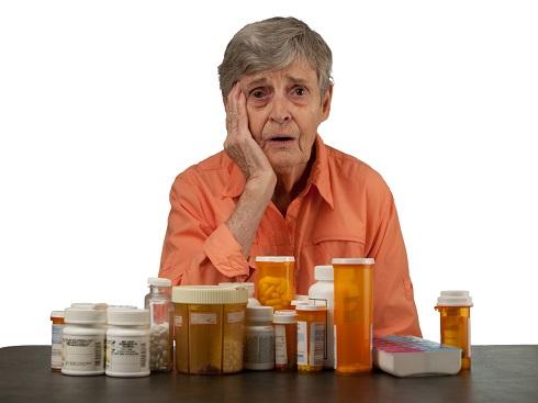 6. اجتناب از خوردن بیش از حد داروها می تواند خطر ابتلا به آلزایمر را کاهش دهد