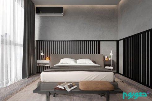 تزیینات دیوار برای دکوراسیون اتاق خواب - عکس شماره 8