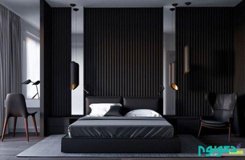 تزیینات دیوار برای دکوراسیون اتاق خواب - عکس شماره 4