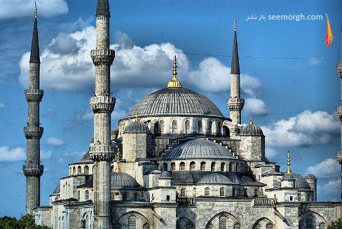 مسجد آبی یا مسجد سلطان احمد