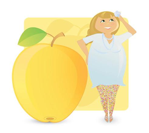 تیپ بدنی سیب