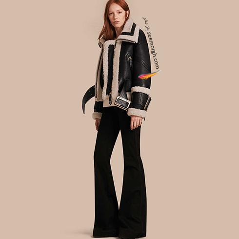 کت زنانه بربری  Burberry برای زمستان 2017-2016 - عکس شماره 5