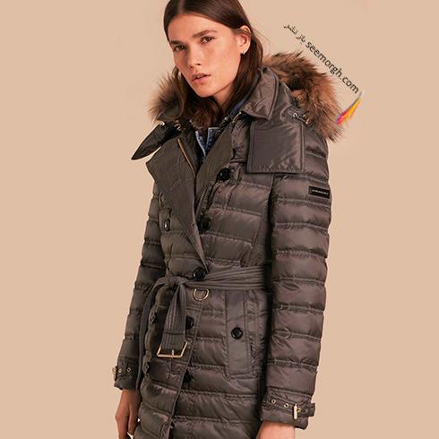 کت زنانه بربری  Burberry برای زمستان 2017-2016 - عکس شماره 9