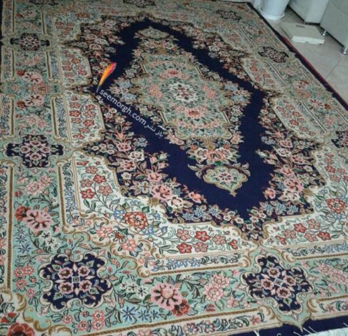 عکس فرش ارسالی از طرف کاربر