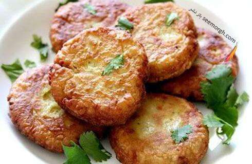 طرز تهیه کوکو مرغ و لپه برای افطار ماه رمضان,کوکو مرغ,کوکو کرغ و لپه,کوکو برای افطار ماه رمضان
