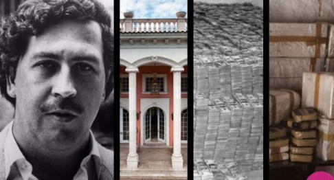 پابلو اسکوبار سلطان کوکائین جهان