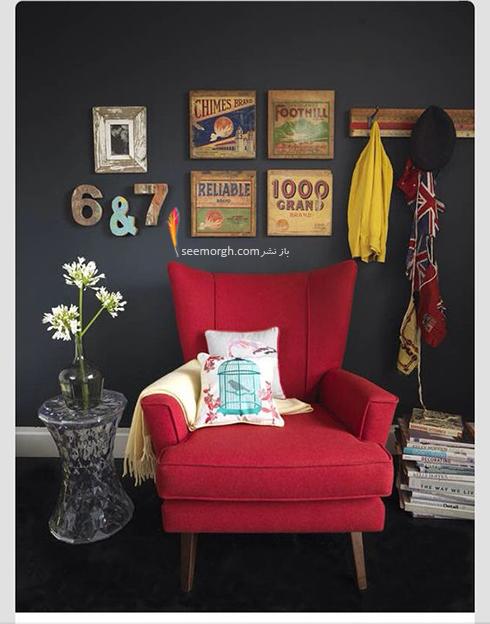 استفاده از رنگ خاکستری در دکوراسیون داخلی برای ست کردن با دیوارهای سفید - عکس شماره 3