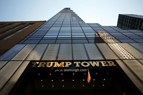 دکوراسیون داخلی پنت هاوس دونالد ترامپ Donald John Trump - عکس شماره 10