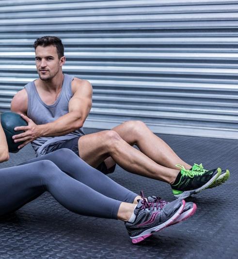15. برای کاهش وزن هنگام خواب دیر وقت ورزش نکنید