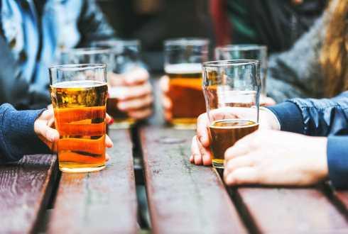 نوشیدن-آبجو