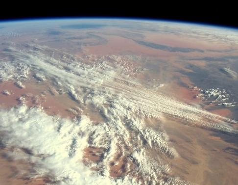 عکس زیبا از زمین