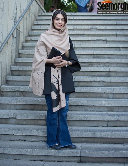 الیکا عبدالرزاقی در مراسم رونمایی از فیلمنامه کوروش کبیر