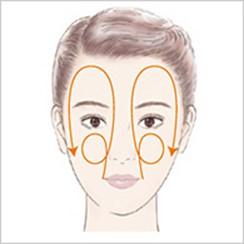 آموزش ماساژ ژاپنی برای صورت شما-2