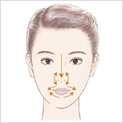 آموزش ماساژ ژاپنی برای صورت شما-5