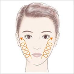آموزش ماساژ ژاپنی برای صورت شما-6