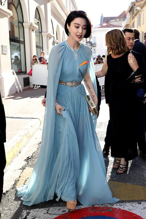 مدل ستاره ها در جشنواره کن 2017