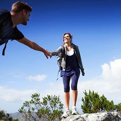 با هم به پیاده روی بروید