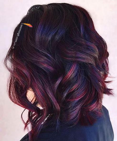 رنگ هایلایت مو برای تابستان 2017 - عکس شماره 3