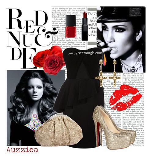 ست کردن لباس شب به سبک جنیفر لوپز Jennifer Lopez - عکس شماره 5