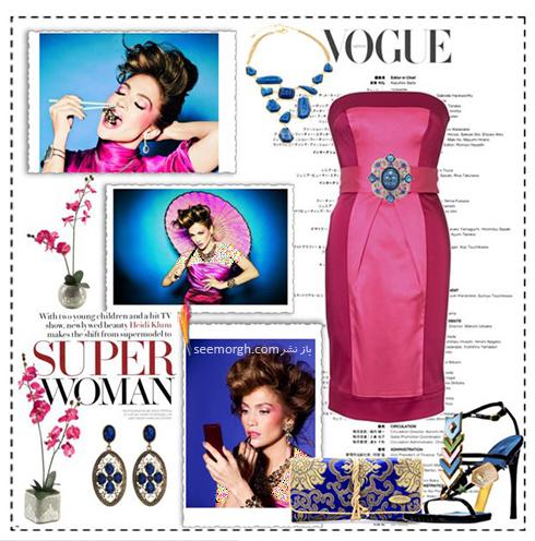 ست کردن لباس شب به سبک جنیفر لوپز Jennifer Lopez - عکس شماره 11