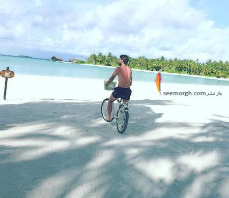 کریم انصاری فرد در مالدیو