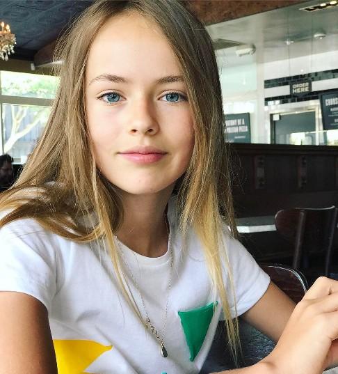 زیباترین دختربچه در اینستاگرام
