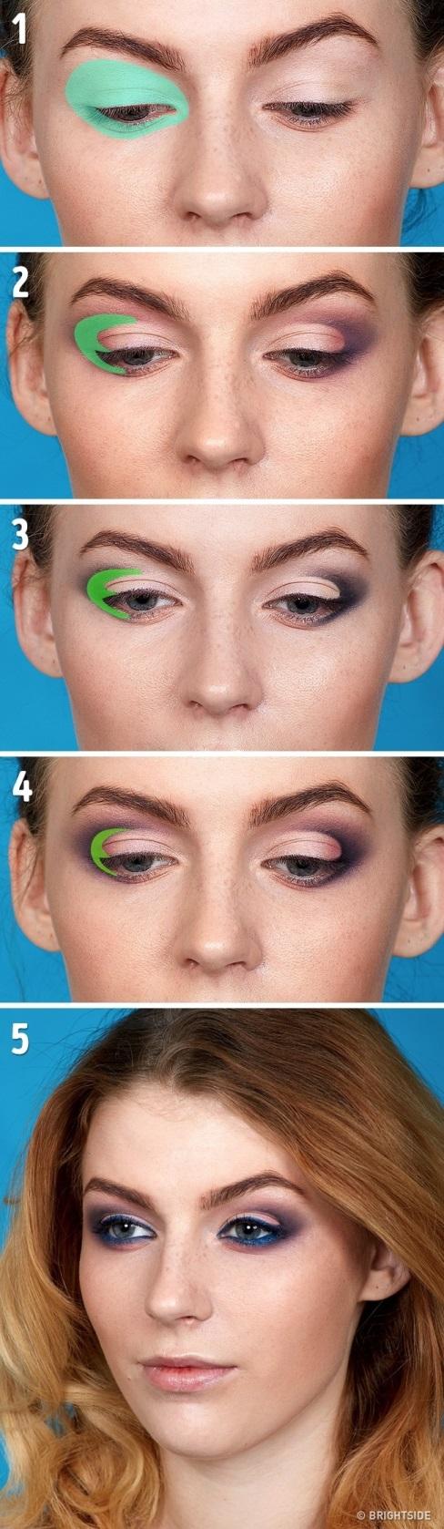 آرایش مدادی چشم