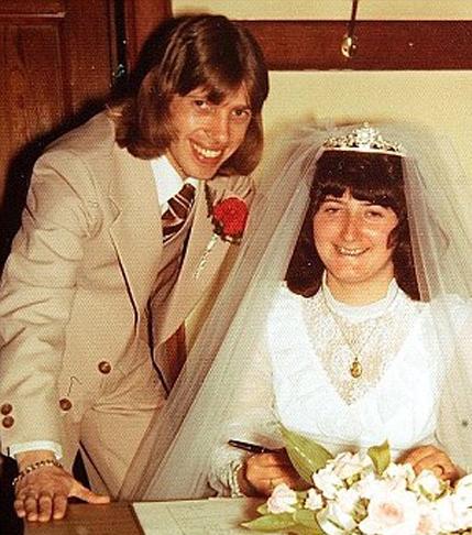 اولین ازدواج ران شپرد