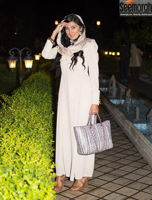 مریم معصومی در مراسم رونمایی از فیلمنامه کوروش کبیر