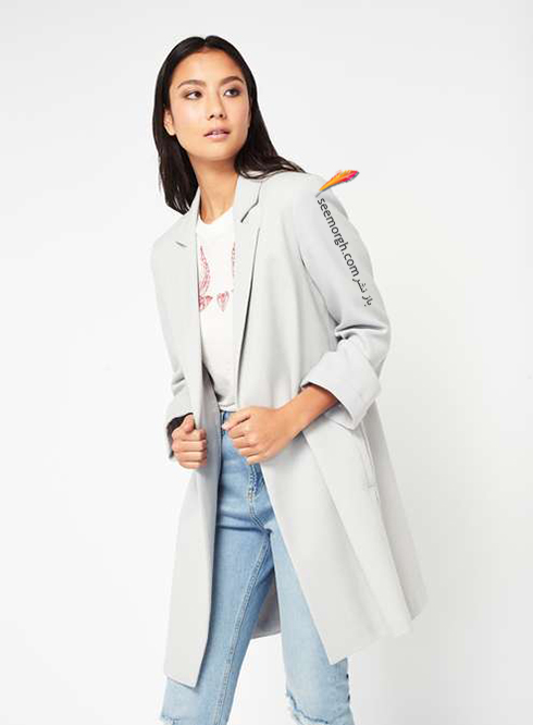 کت بلند زنانه از برند میس سلفریج Miss Selfridge