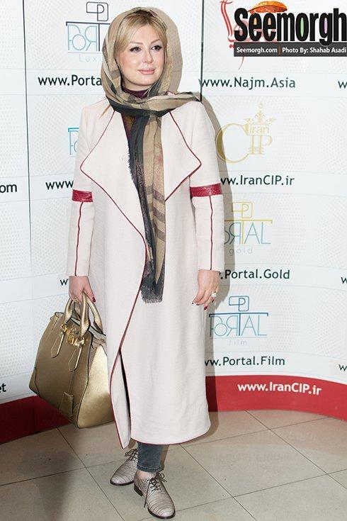 مدل مانتو 3 بازیگر زن در جاودانگی +عکس