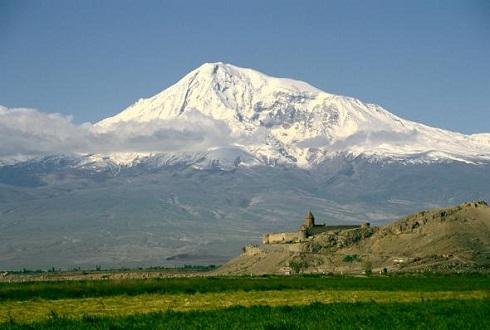 کوه های آرارات ترکیه