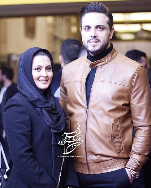 عکس جدید پدرام کریمی و همسرش یاسمن شاه حسینی