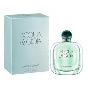 بهترین عطر زنانه : اکوا دی جیو از برند جورجیو آرمانی Acqua Di Gioia